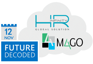Mago4 e HR a Future Decoded 2015
