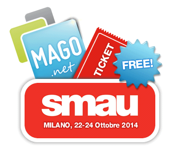Welcome to Smau with Mago.net